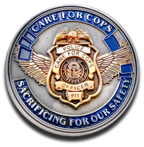 Care for Cops Logo